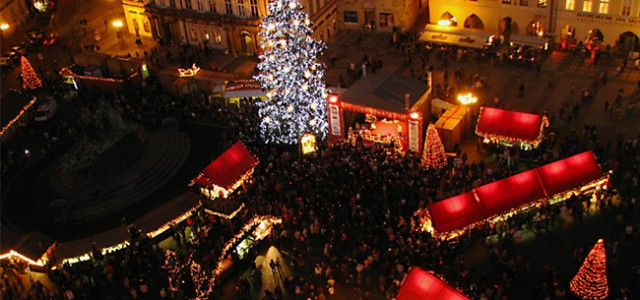 Christmas in Prague – Christmas Markets in Prague 2016